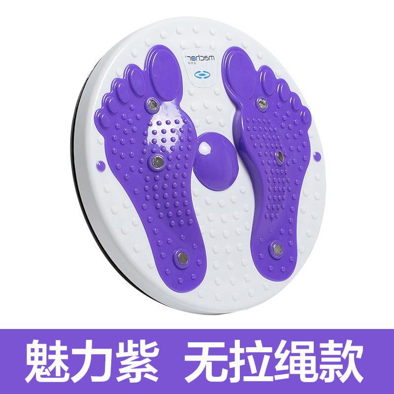 扭腰機瘦腰家用健身器材跳舞器扭腰盤收腹扭扭機 9