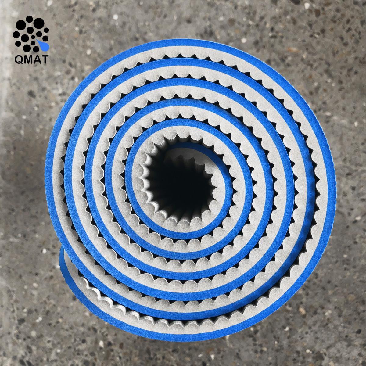【QMAT】 10mm 雙色運動墊(共六色) 7