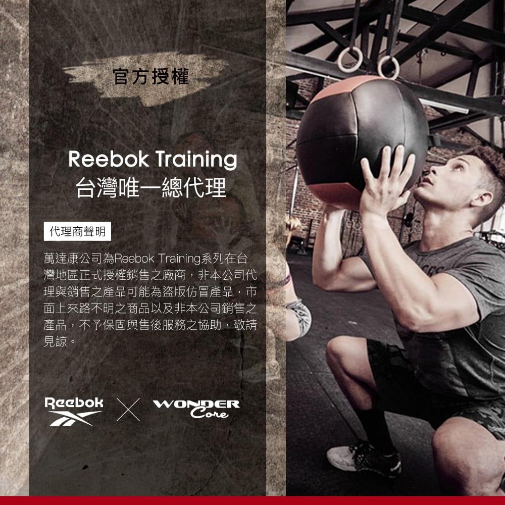 【Reebok】專業訓練雙色瑜珈墊-6mm(共三款) 8