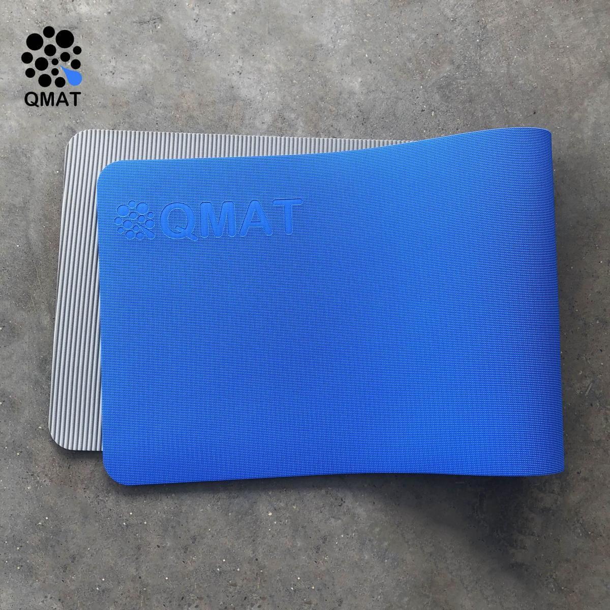 【QMAT】 10mm 雙色運動墊(共六色) 9