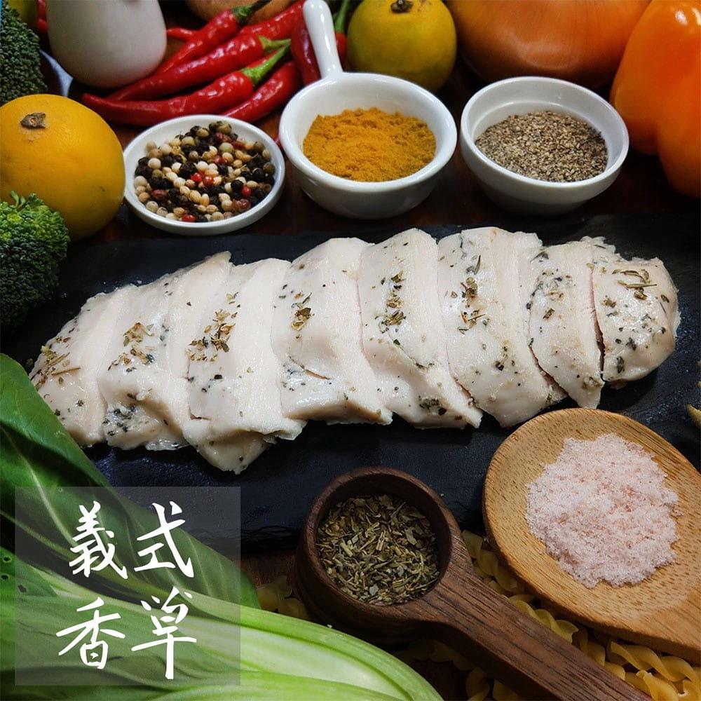 【野人舒食】低溫烹調舒肥雞胸肉-開封即食 滿30包以上贈地瓜 4