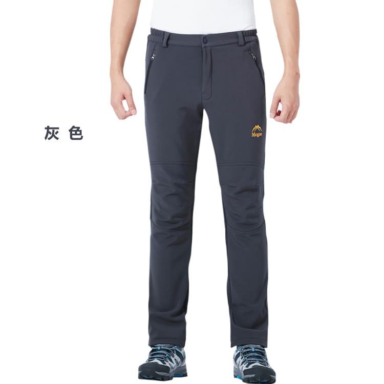 男女款加绒加厚防寒防風#205防水機能褲/加絨褲 8
