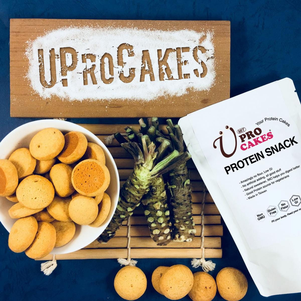 【Your Protein Cakes】悠沛克 Protein cakes 手作高蛋白一口酥 9