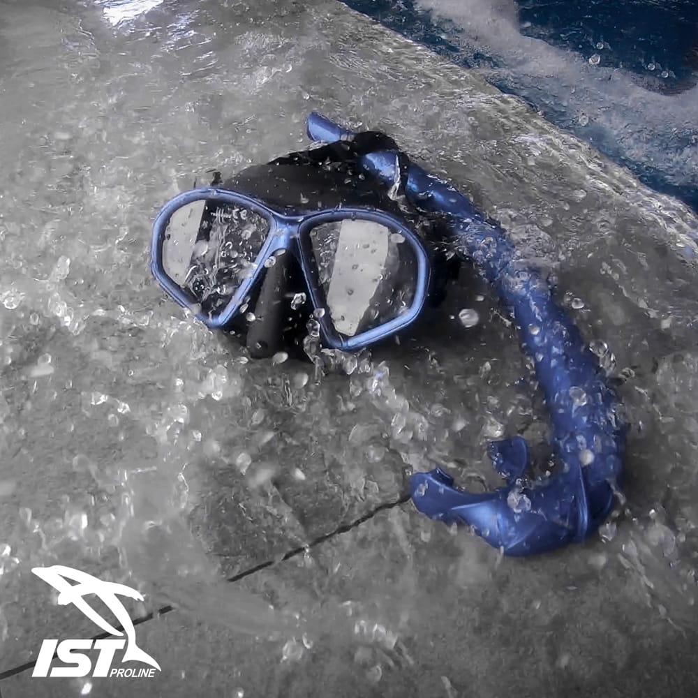 【IST】CS36 - HUNTER自由潛水新手套組 - 加贈環保網袋 8