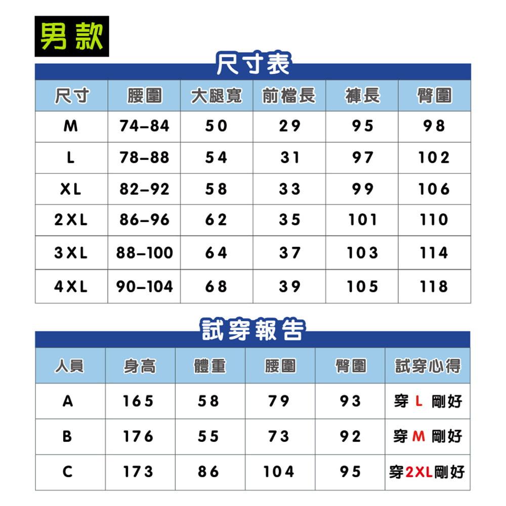 【NEW FORCE】戶外機能保暖衝鋒褲-男女款 10