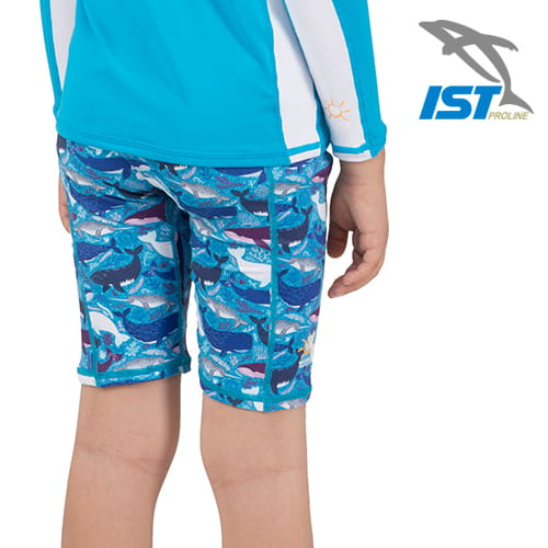 【IST】抗UV兒童防曬短褲 0