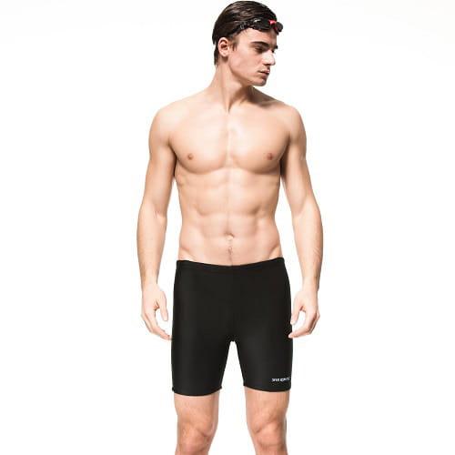 【SARBIS沙兒斯】泡湯SPA七分泳褲附泳帽B53101 0