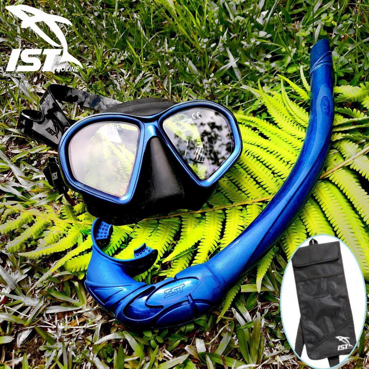 【IST】CS36 - HUNTER自由潛水新手套組 - 加贈環保網袋 1