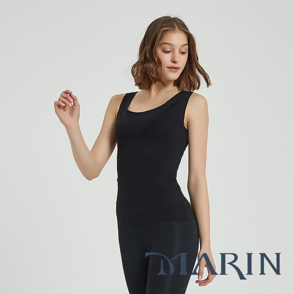 【MARIN】台灣製-顯瘦美體塑身衣 0