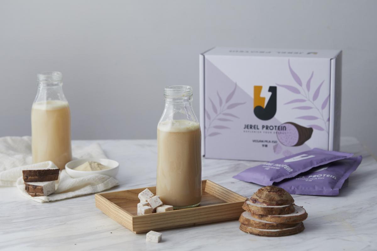 【Jerel Protein 捷銳蛋白】【Jerel Protein】捷銳蛋白-植物性豌豆分離蛋白 15包/盒 (35g*15) 7