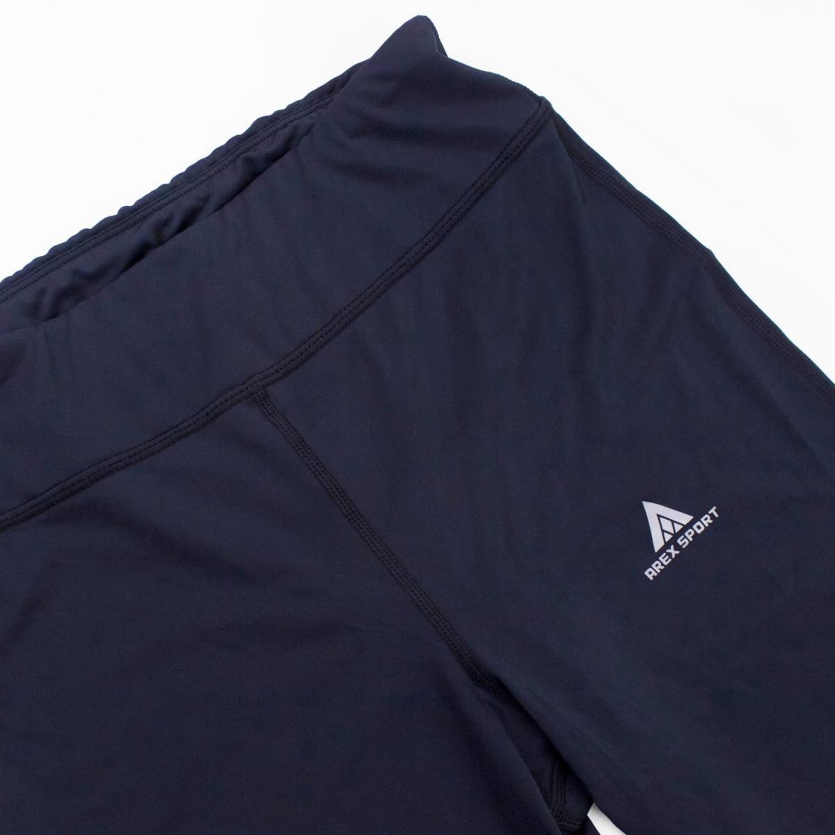 【AREXSPORT】輕量男女壓縮日著機能運動褲 10