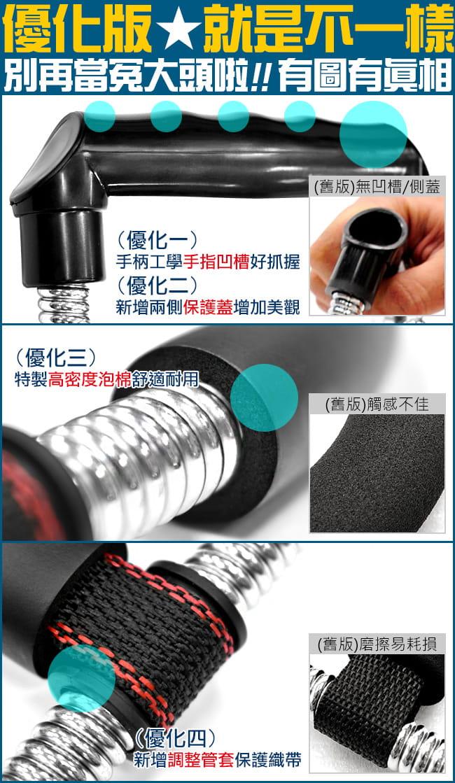 阻力20KG手腕訓練器   45LB腕力器腕力訓練器 1