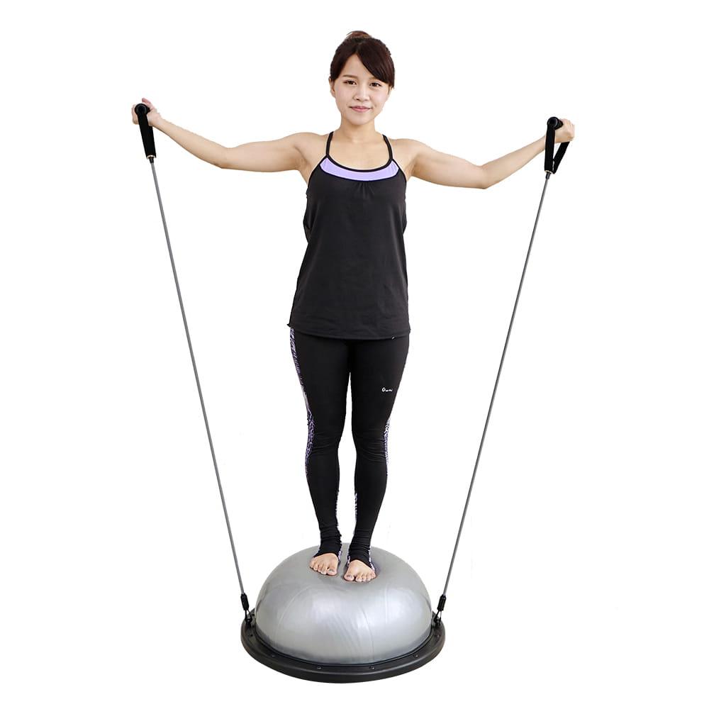 52s 拉繩半圓平衡球 (附贈打氣筒) 3