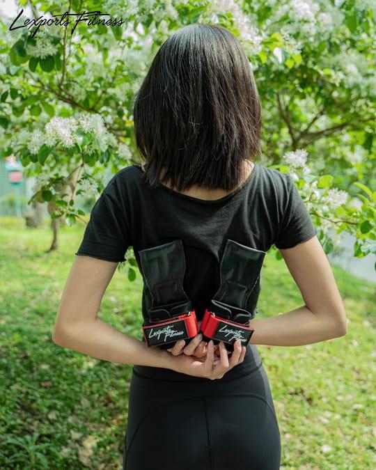 【LEXPORTS 勵動風潮】皮革拉力帶◆經典原色 4