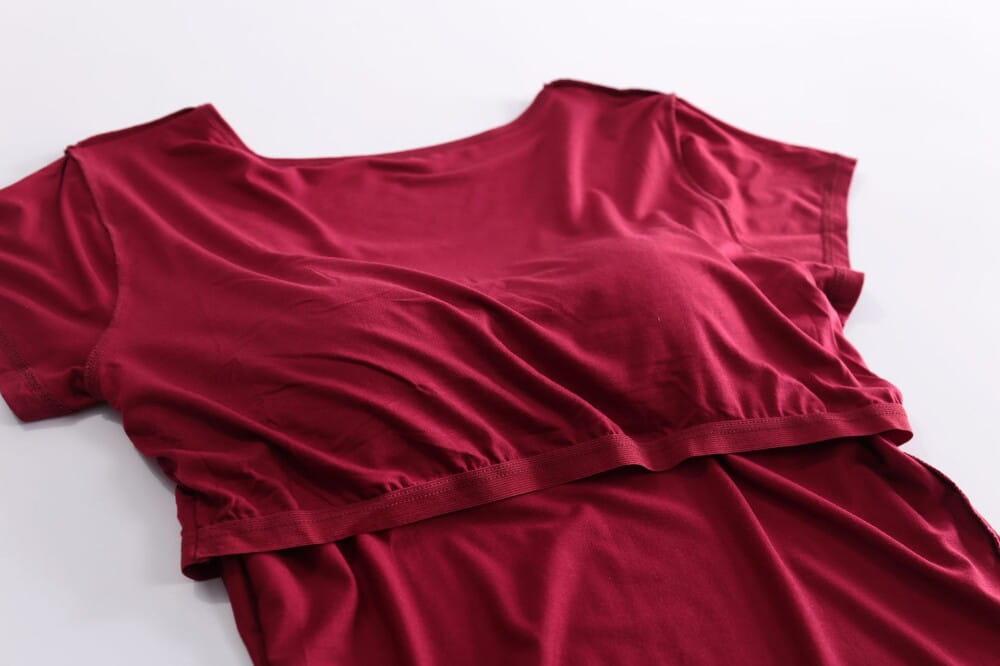涼感萊卡免穿BRA T恤 5