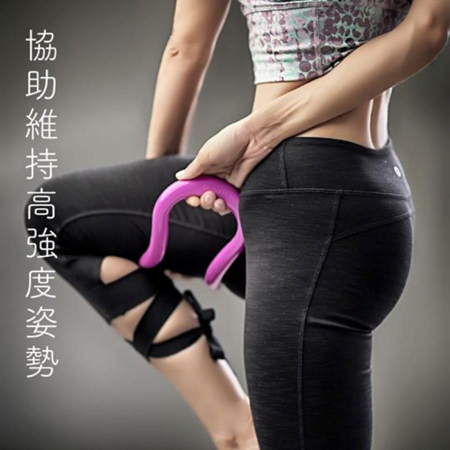 韓版 瑜珈環 魔力圈 瑜伽圈 拉筋環 筋膜按摩 拉伸環 1