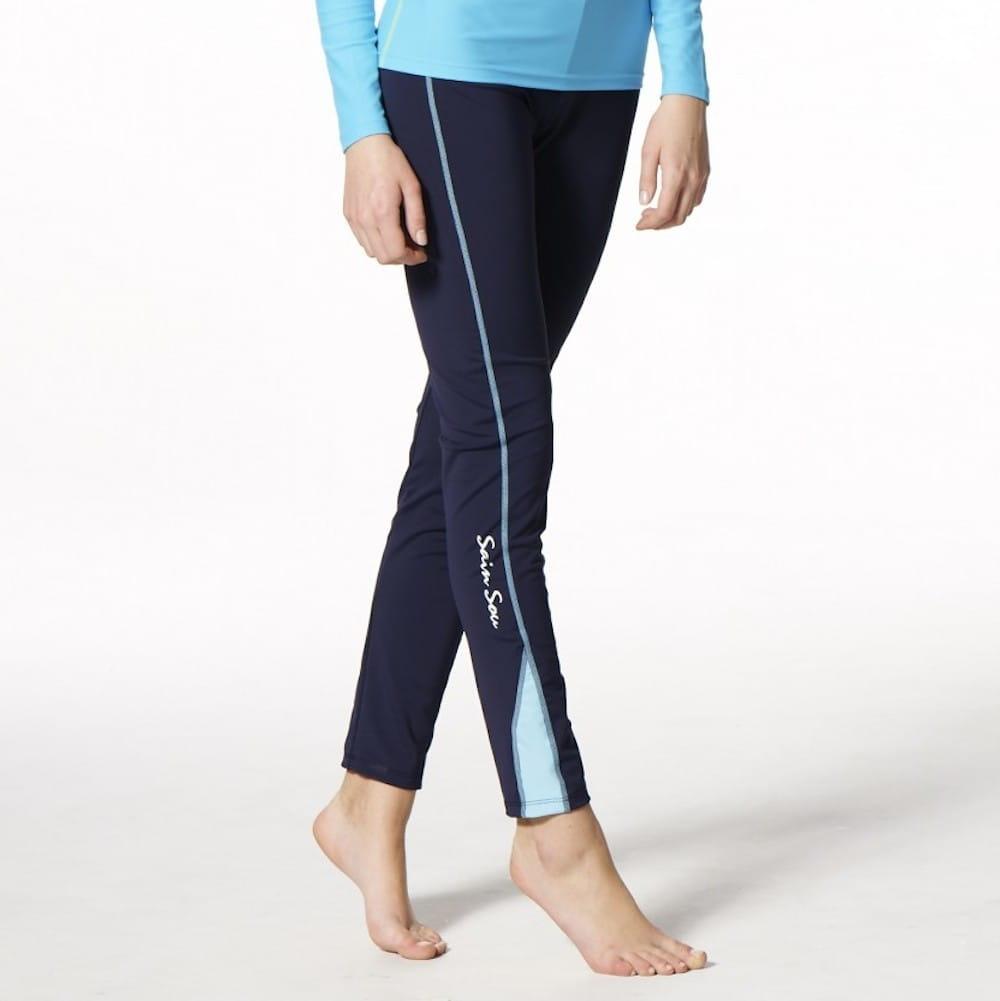 【莫妮娜】MIT 運動機能褲(水陸兩用) 水母褲 0
