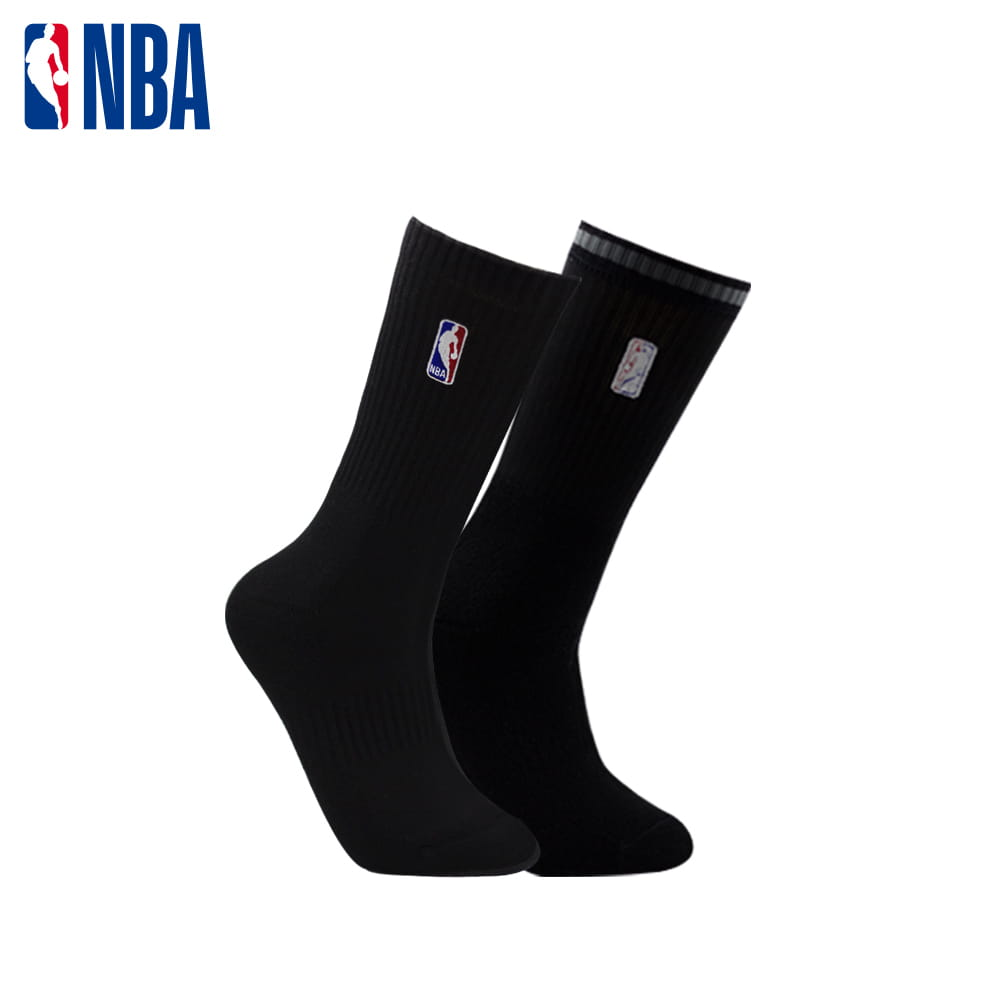 【NBA】 經典款全毛圈半毛圈刺繡長襪 5