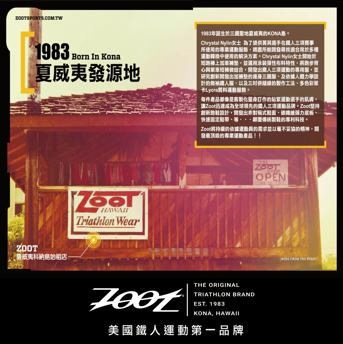 【ZOOT】 頂級萊卡BIO肌能壓縮長褲 (男) 3