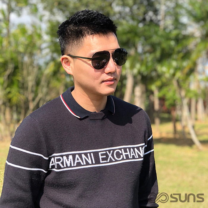 【suns】鋁鎂合金飛行員偏光太陽眼鏡 抗UV (W0201) 15