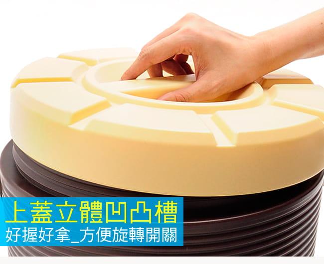 304不鏽鋼13L茶水桶   (13公升冰桶開水桶.保溫桶保溫茶桶) 7