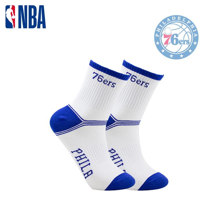 【NBA】 76人隊襪袖組合款 3
