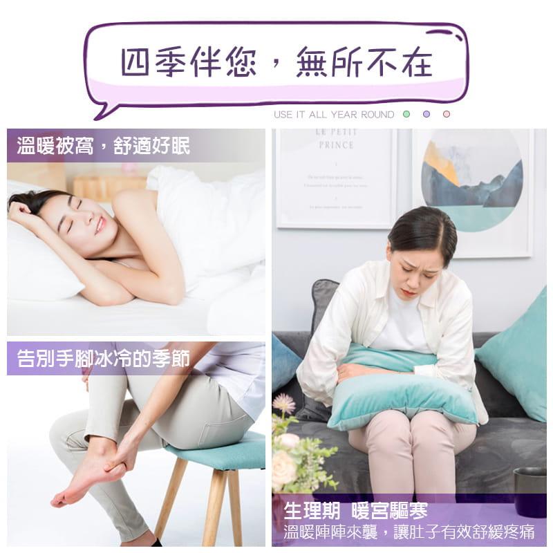 【Leisure】【龍貓造型】充電暖手寶 智能恆溫 電量顯示 快速發熱 隨插隨充 2