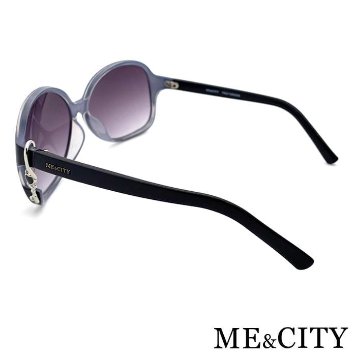 【ME&CITY】 甜美心型鎖鍊太陽眼鏡 抗UV (ME 1223 L01) 8