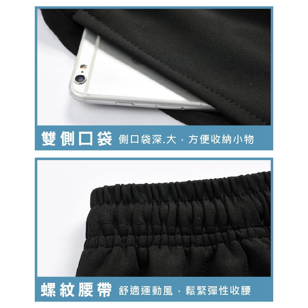 【NEW FORCE】高機能彈力抽繩運動男短褲-2色可選 5