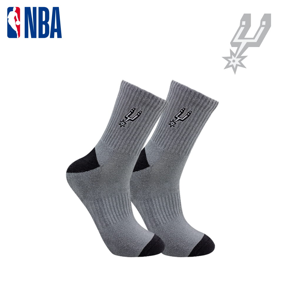 【NBA】西區球隊款束腳底毛圈中筒襪 5