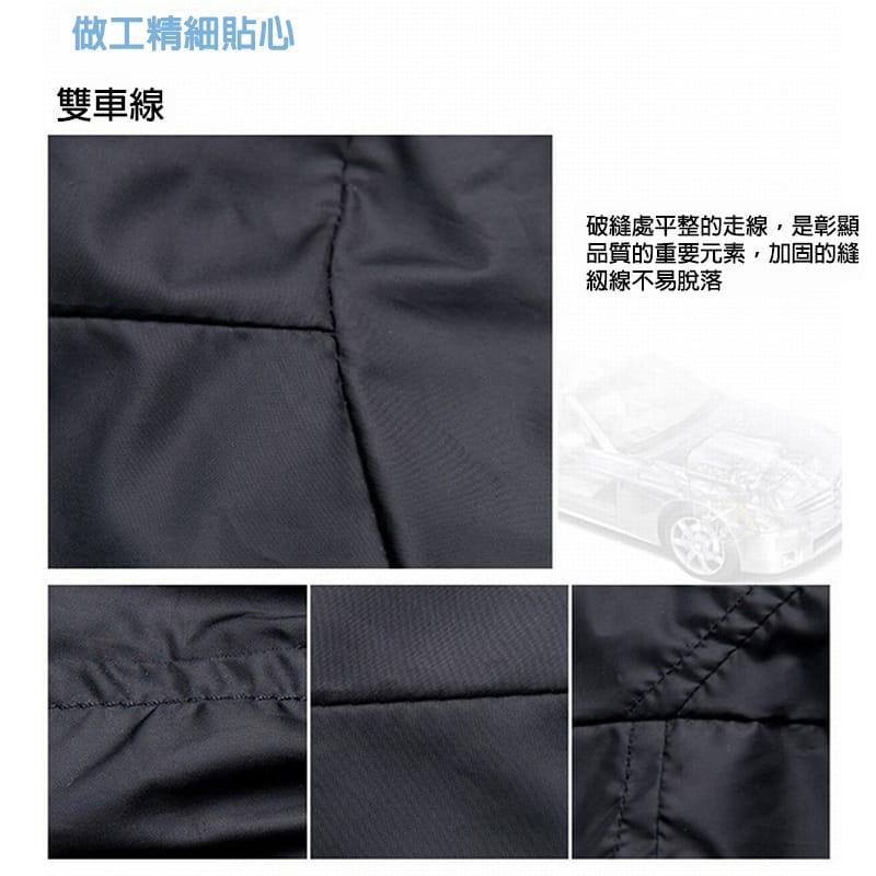【JAR嚴選】男士時尚秋冬簡約修身夾克外套 6