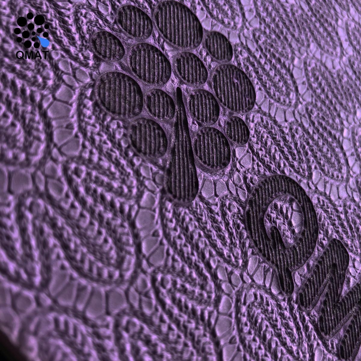 【QMAT】 10mm 雙色運動墊(共六色) 18