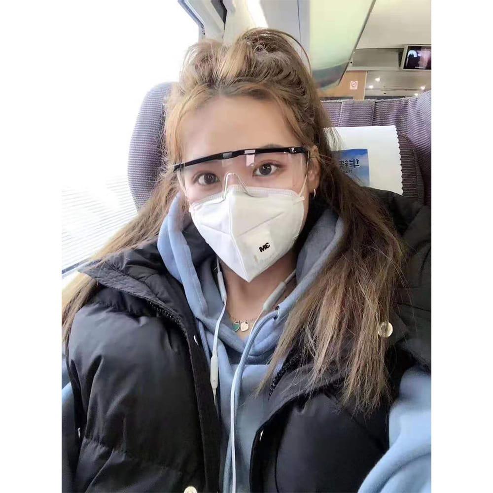 【JAR嚴選】多功能防疫防塵護目鏡(防飛沫) 11