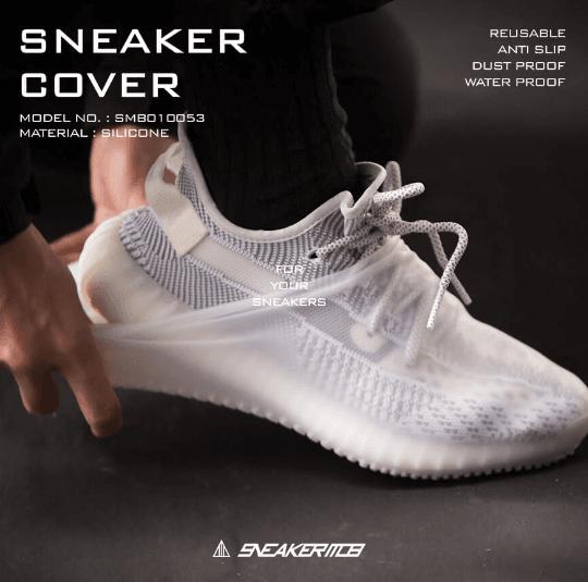 Sneaker Mob防水雨天鞋套(兩款色)