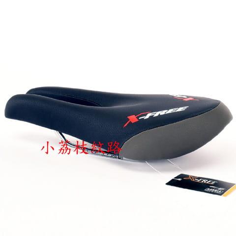 特殊設計U型單車坐墊 2