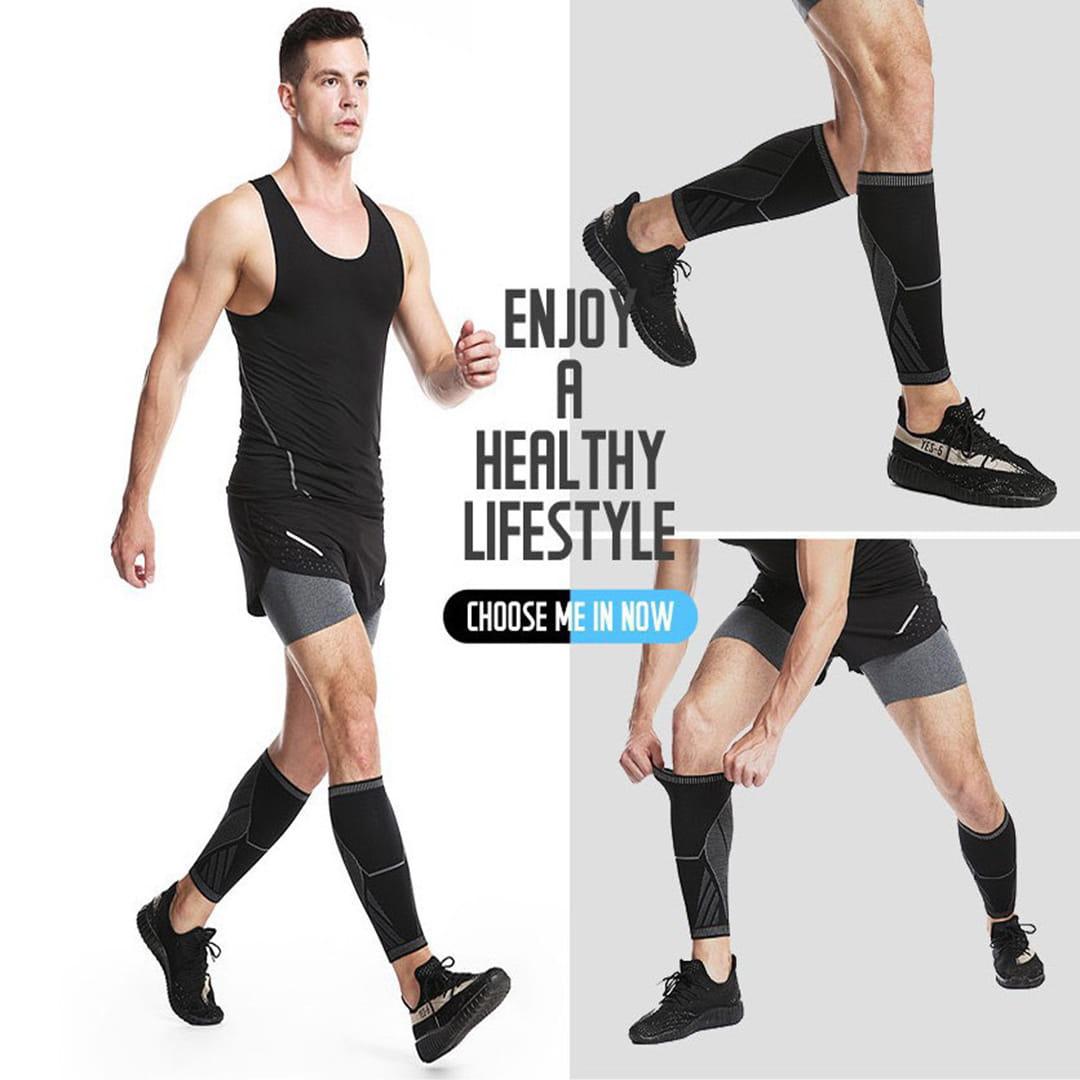 AOLIKES 高透氣護小腿運動護具 0