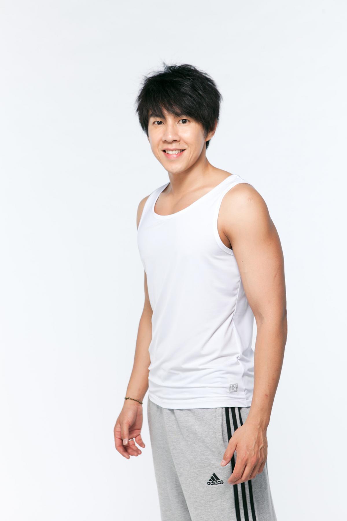 【BODYFEEL】体感服飾-夏季男款涼感抗UV坦克背心 2
