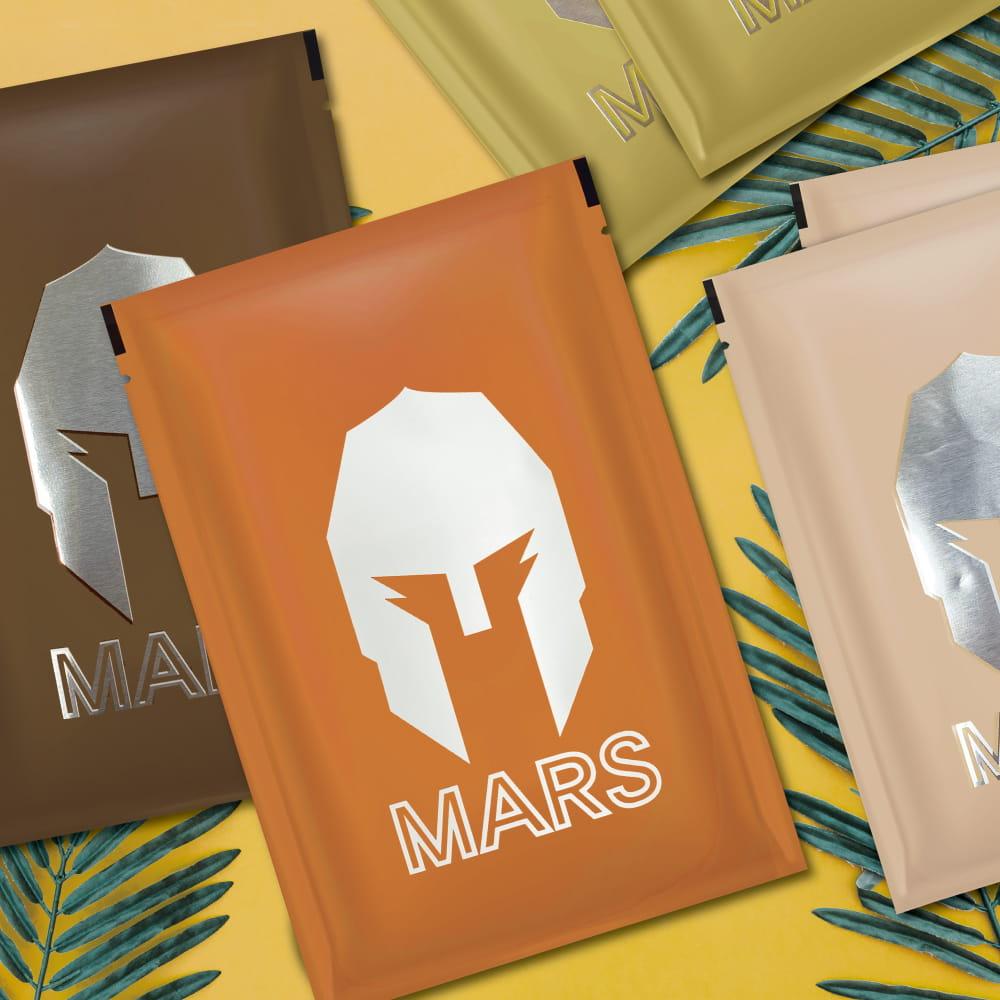【Mars戰神】乳清(60包/盒)+Blender搖搖杯28oz 雙11限定再送2包 5