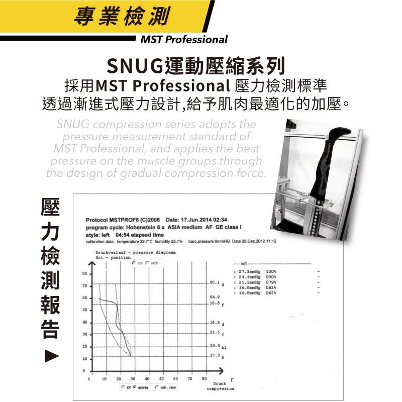 【sNug】全壓式強肌力壓縮褲(女款) 增強肌耐力 減緩肌肉疲勞  爬山褲 壓力褲 運動褲 3