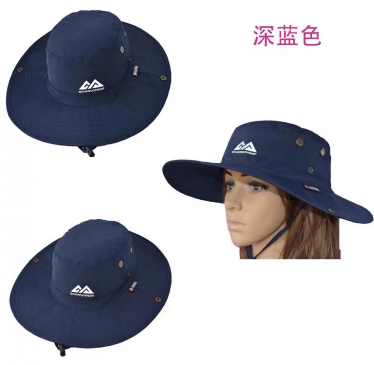 戶外登山健行帽子遮陽防水運動休閒LETS SEA-登山款必備 0