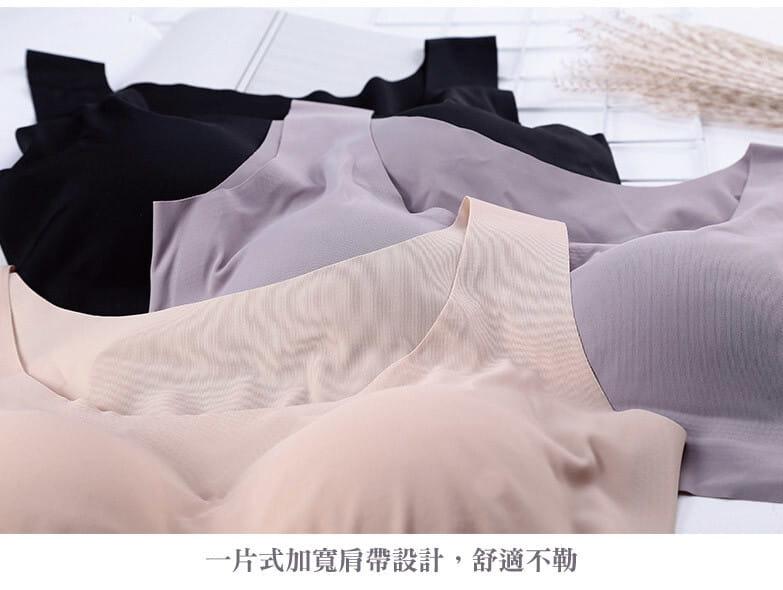【日本Sloggi同款】冰絲無痕降溫涼感運動內衣 10