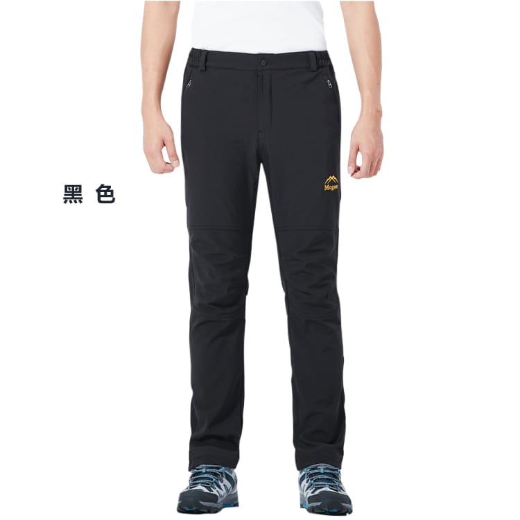 男女款加绒加厚防寒防風#205防水機能褲/加絨褲 6