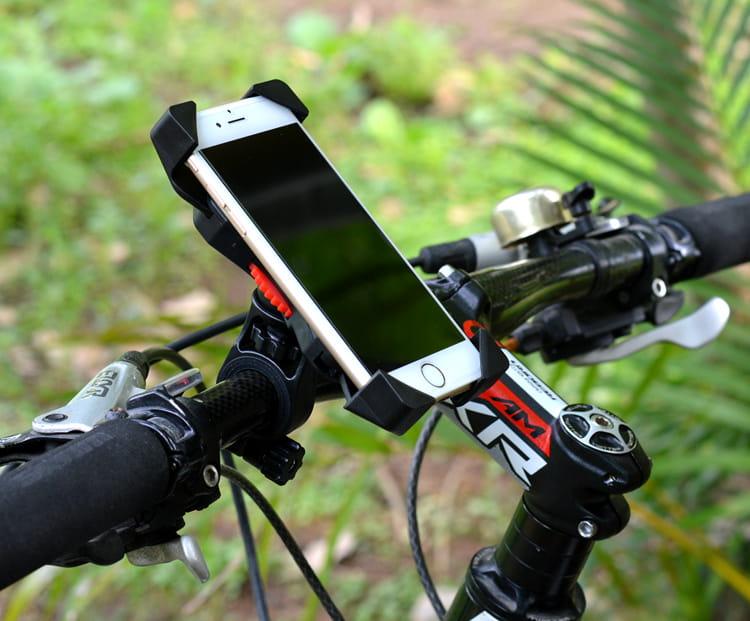 第三代 單車手機支架-A款