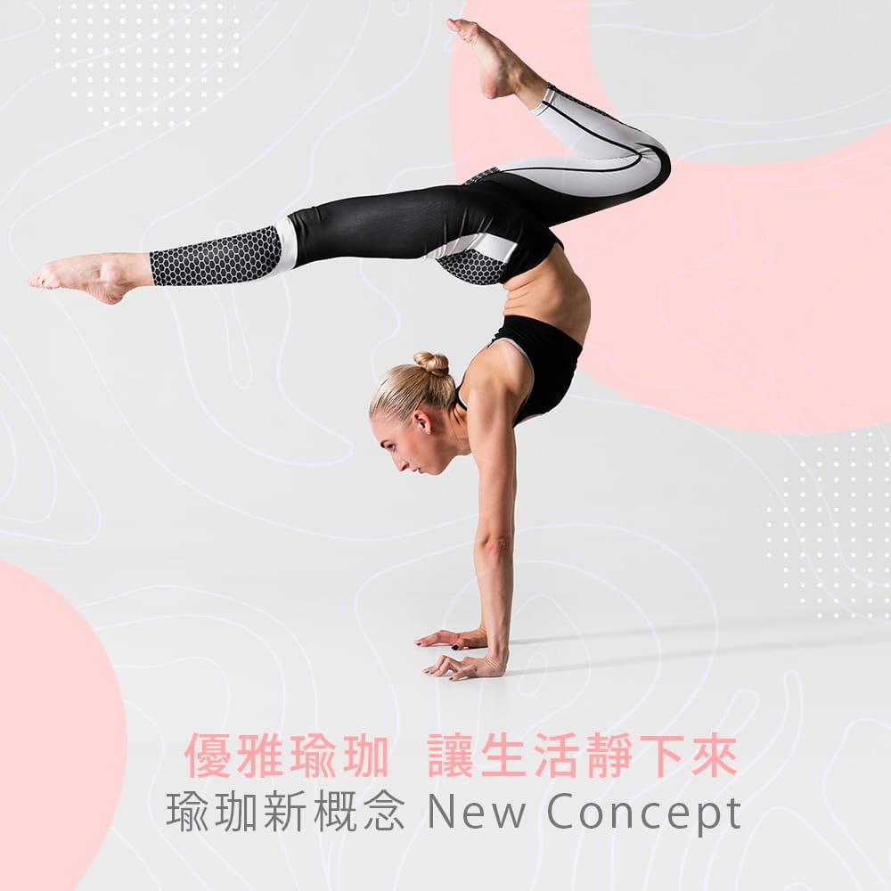 立體瑜珈圈◆ 瑜珈環 魔力圈 瘦小腿 消水腫 拉筋 筋膜 按摩棒 懶人健肌器 韓國爆款 伸展 健身 2