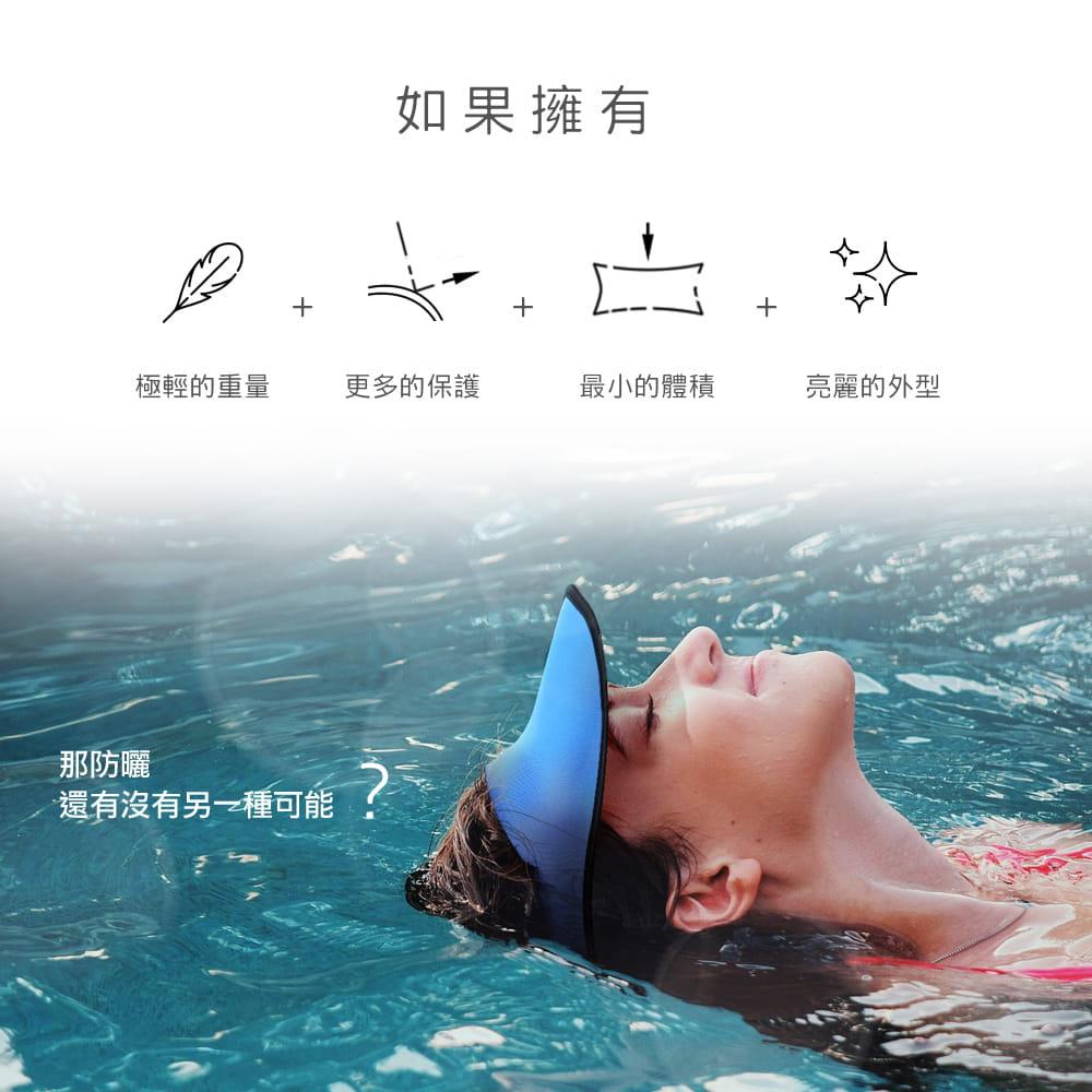 【MACMUS】抗UV防曬遮陽帽|男女款 2