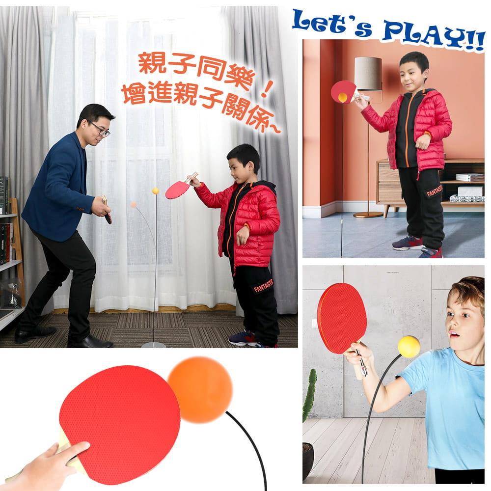 親子乒乓球訓練器 10