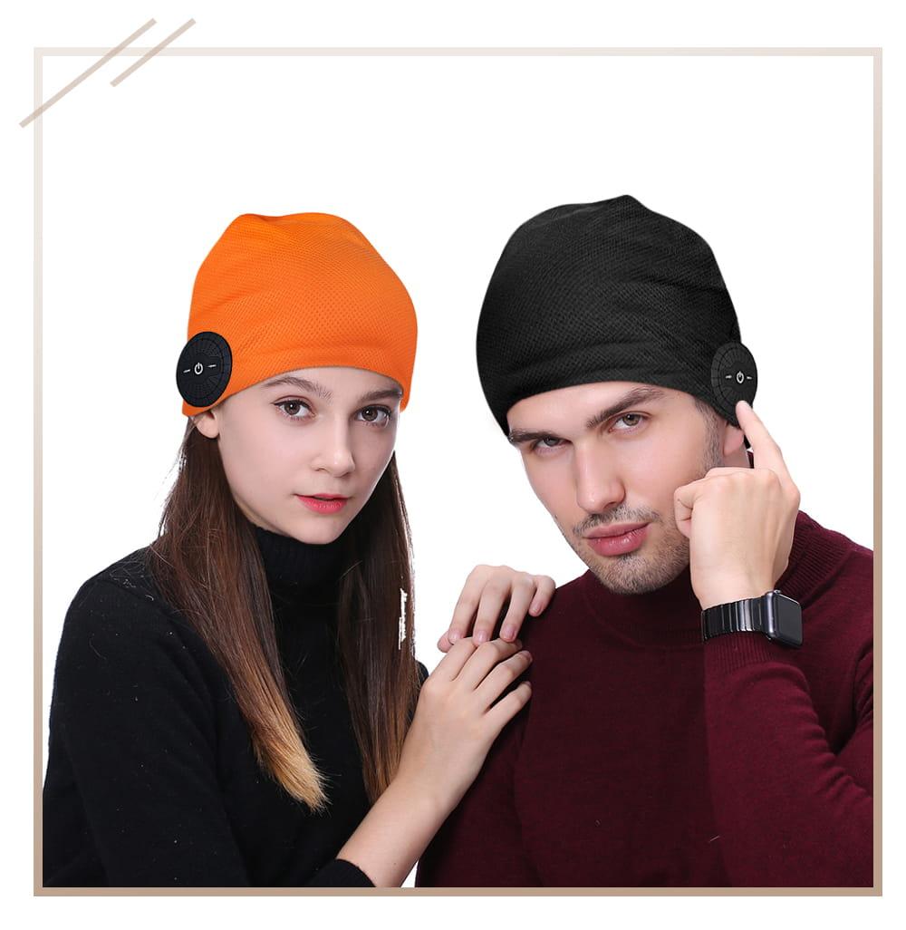 運動頭巾 藍牙耳機帽 12