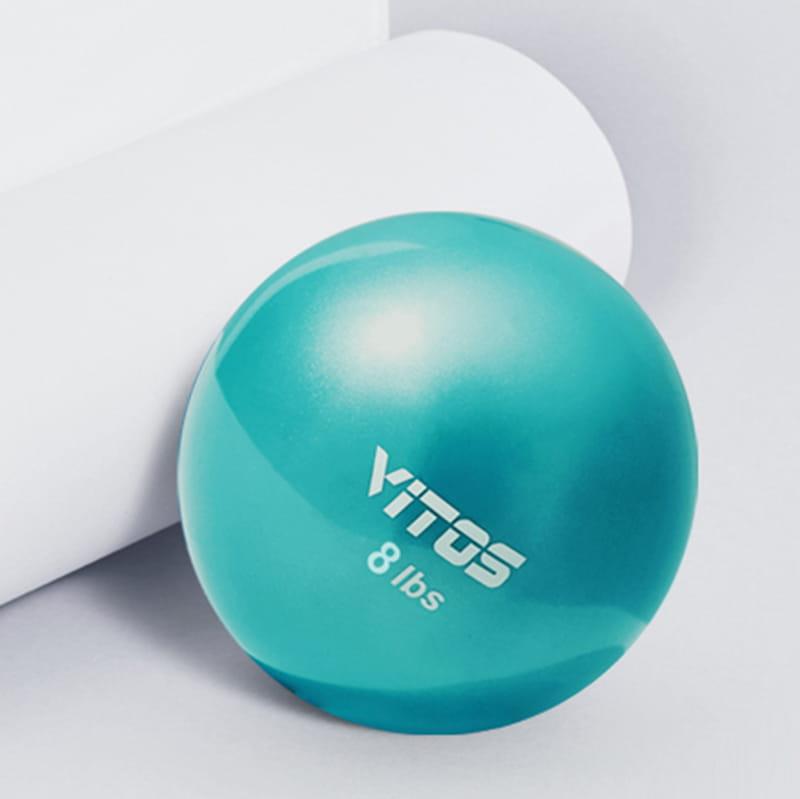 【Vitos】 馬甲球 瑜伽重力球 12磅 4