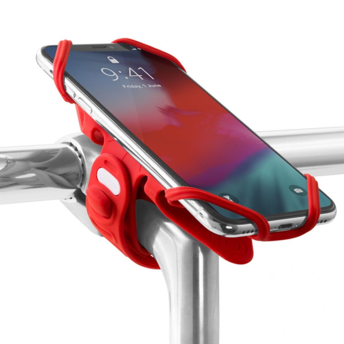 Bone / 單車手機雙用綁 (手機+行動電源 雙層設計)