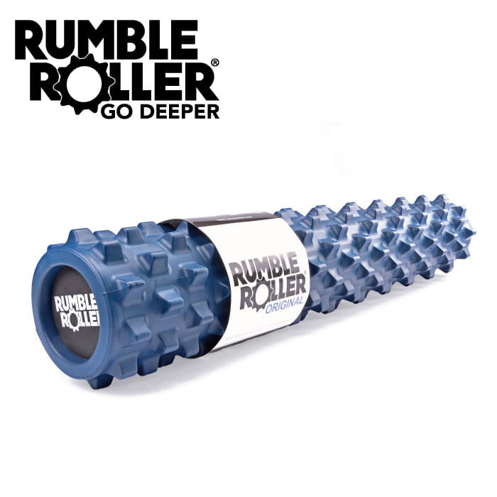 Rumble Roller 深層按摩滾輪 狼牙棒 長版 0